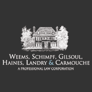 Weems, Schimpf, Gilsoul, Haines, Landry & Carmouche