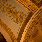 The Strand Theatre Detail