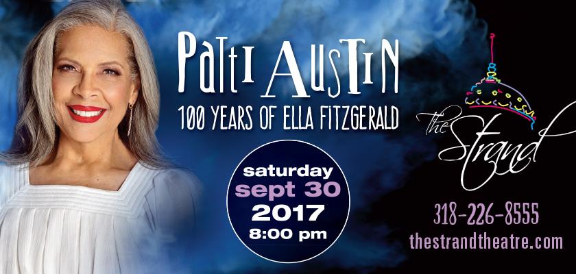 """Patti Austin: """"100 Years of Ella Fitzgerald"""" @ The Strand Theatre"""