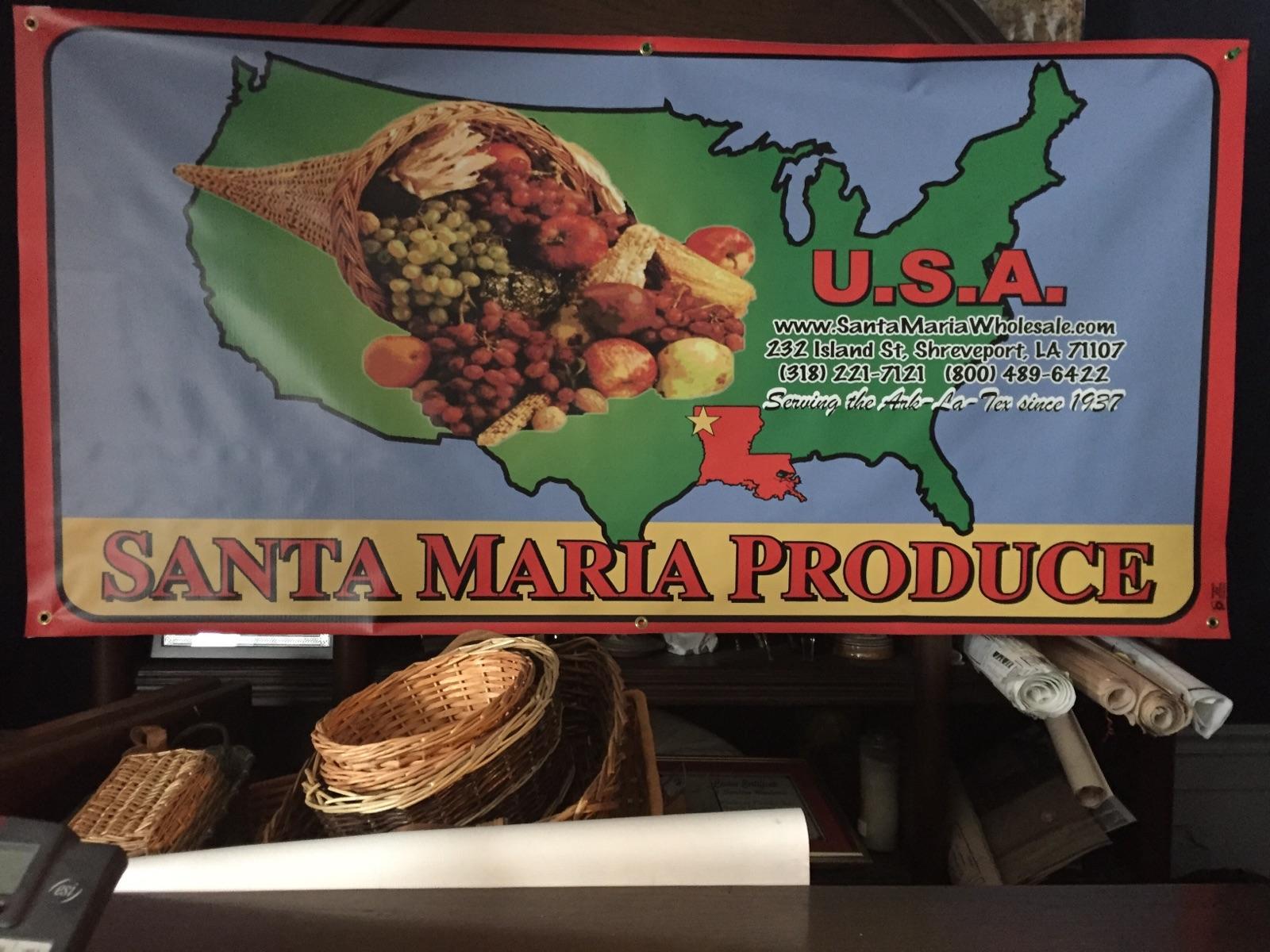 Santa Maria Produce